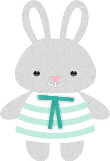 Somebunny Loves You Easter Card for Kid,