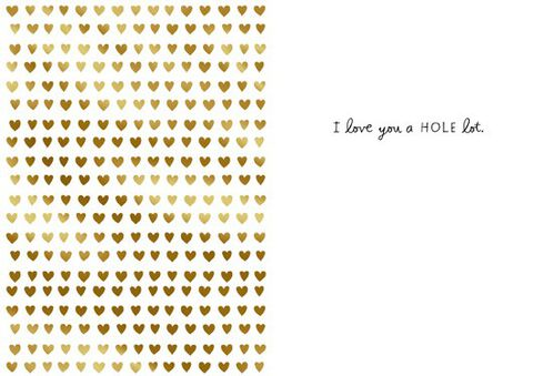 Donut Hole Love Valentines Day Card Greeting Cards Hallmark – Valentine Day Special Greeting Cards