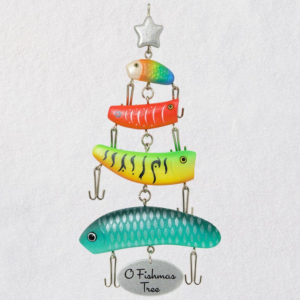 O Fishmas Tree Ornament - Keepsake Ornaments - Hallmark