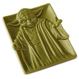 Star Wars™ Yoda™ Ceramic Tray, , large