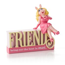 Miss Piggy Figurine, , large