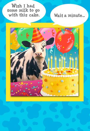 Have a Wish Come True Birthday Card