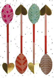Valentine Arrows,