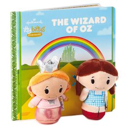 itty bittys® THE WIZARD OF OZ™ Plush/Book Set, , large