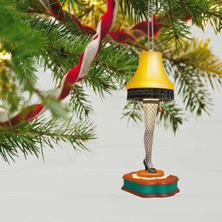 A CHRISTMAS STORY™ What a Great Lamp! Ornament With Light,
