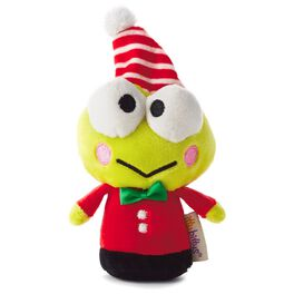 itty bittys® Keroppi® Holiday Stuffed Animal Limited Edition, , large