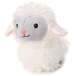 Zip-Along Lamb Stuffed Animal, , large