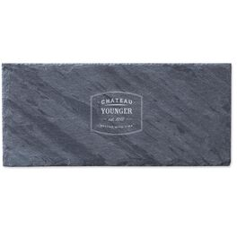 Better With Time Personalized Slate Tray, , large