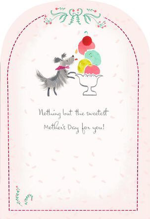 Sweet Treats Mother's Day Card