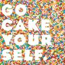Go Cake Yourself Birthday Card