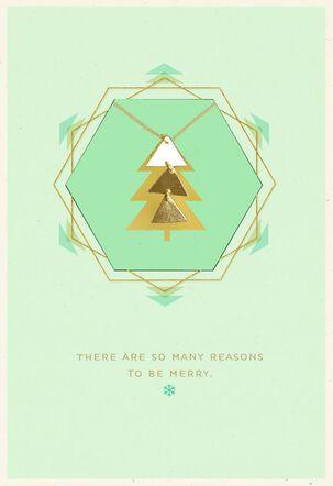 So Many Merry Reasons Christmas Card
