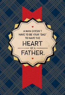 Like A Dad Father's Day Card,