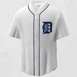 Detroit Tigers™ Jersey Ornament, , large