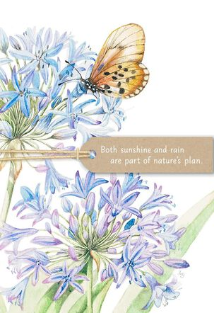 May You Have Bright Days Ahead Marjolein Bastin Encouragement Card