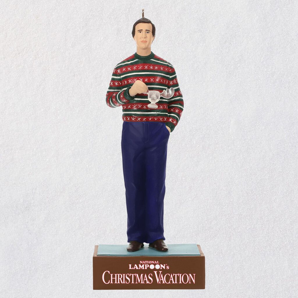 Hallmark Christmas Vacation Ornament 2019 National Lampoon's Christmas Vacation™ Clark's Cup of Cheer