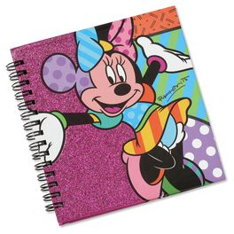 Disney by Britto Minnie Mouse Notebook, , large