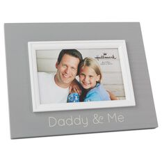 Daddy And Me Wood Photo Frame 4x6 Picture Frames Hallmark