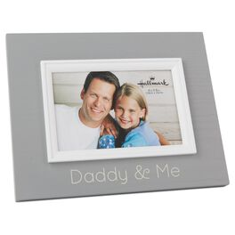 Daddy and Me Wood Photo Frame, 4x6, , large