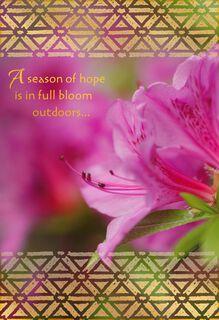 Season of Hope Easter Card for Anyone,