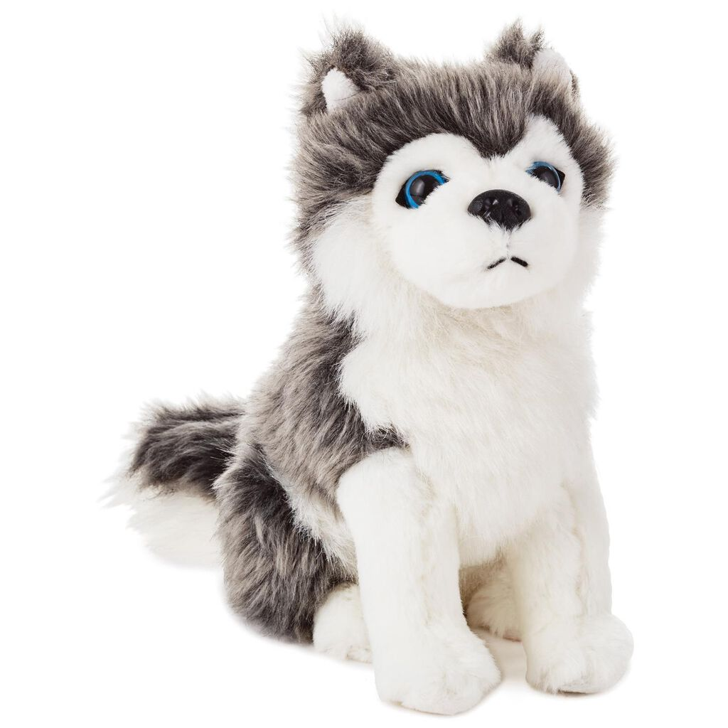 Siberian Husky Dog Stuffed Animal 6 Classic Stuffed Animals