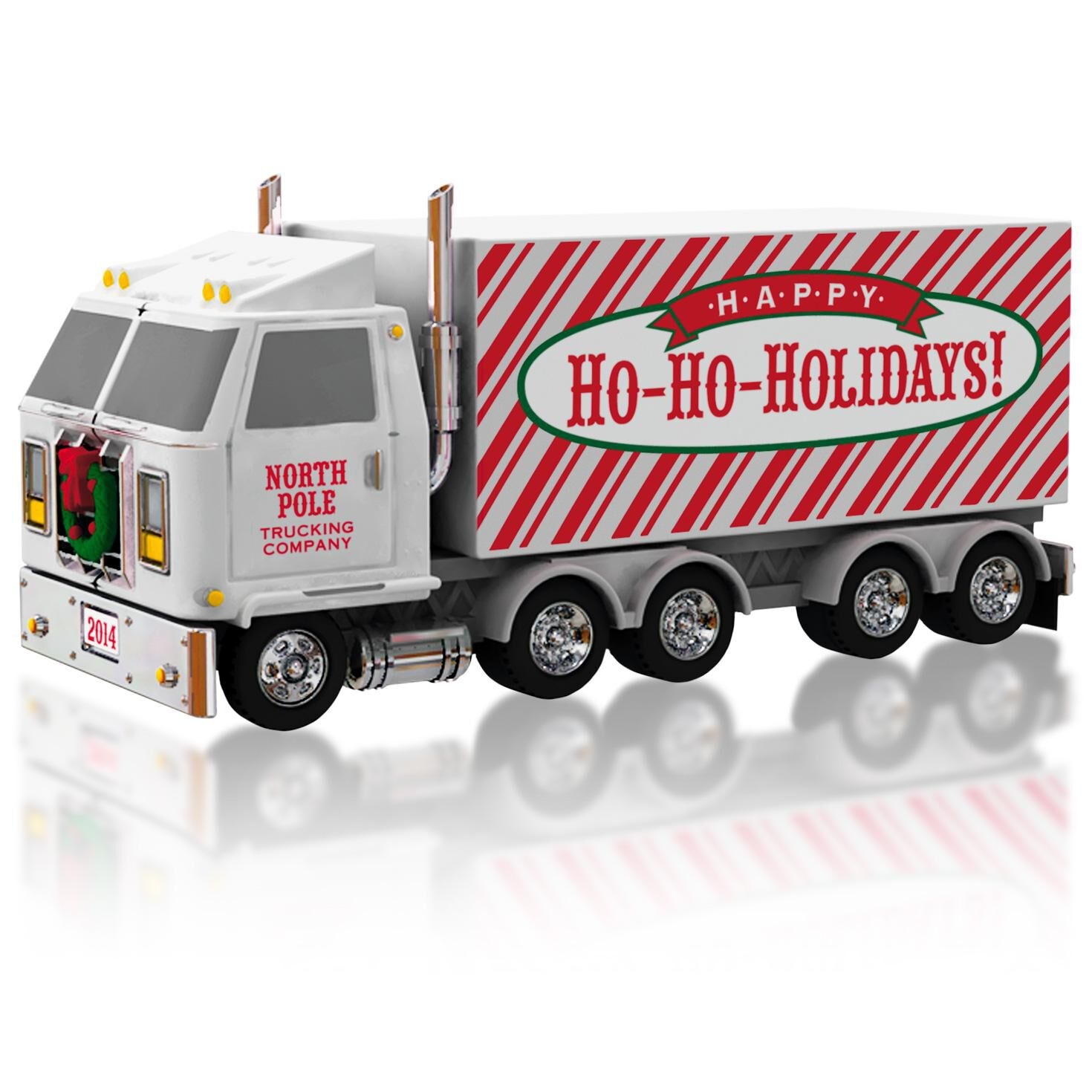 christmas convoy keepsake ornaments hallmark - Hallmark Christmas Commercial
