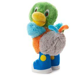 Booty-Shakin' Duck Interactive Stuffed Animal, , large