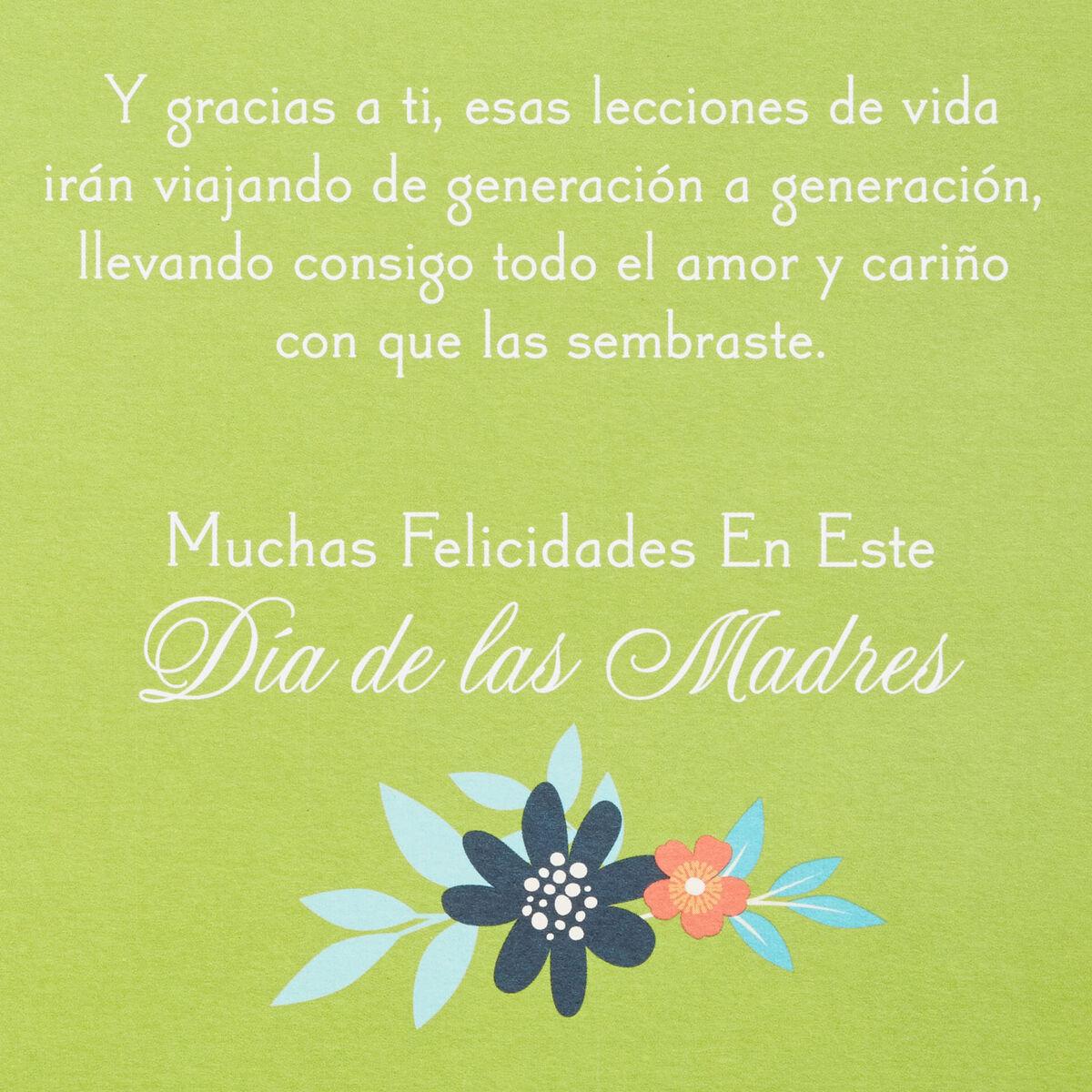 abuela you are beautiful spanishlanguage mother's day