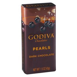 Godiva Dark Chocolate Pearls, , large