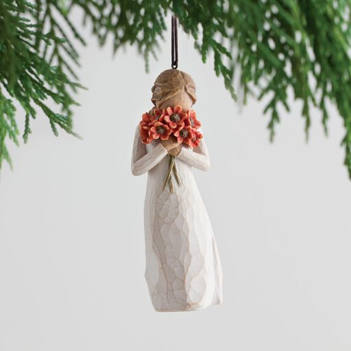 ... Willow Tree® Surrounded by Love Ornament, - Willow Tree Hallmark