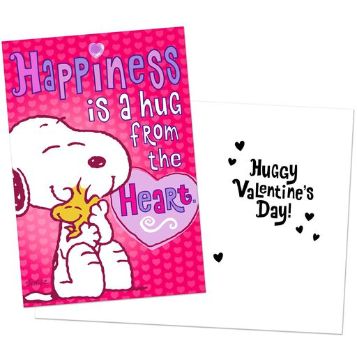 6ba3f626385f81 ... Peanuts® Happiness and Love Valentine s Day Cards