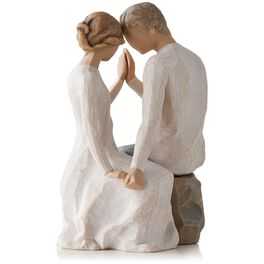 Willow Tree® Around You Figurine, , large