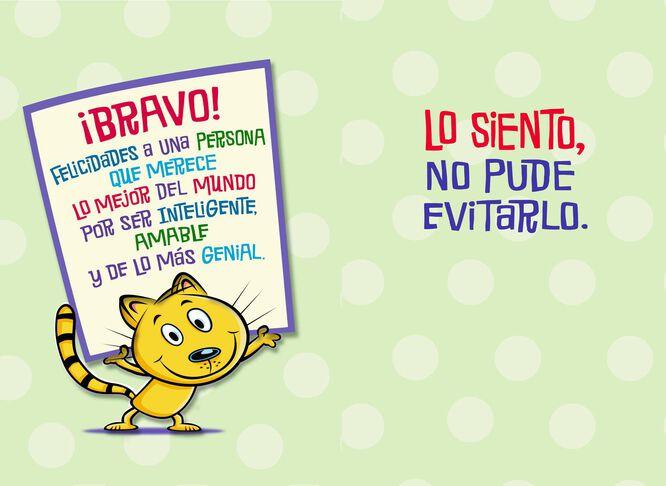 You deserve the best spanish language funny congratulations card you deserve the best spanish language funny congratulations card altavistaventures Choice Image