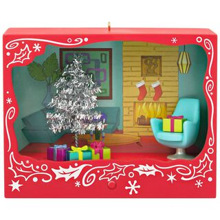 Tinseltime Christmas Ornament With Light,