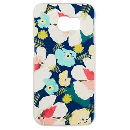 Artful Expression Floral Samsung Galaxy S6 Edge Android Phone Case, , large