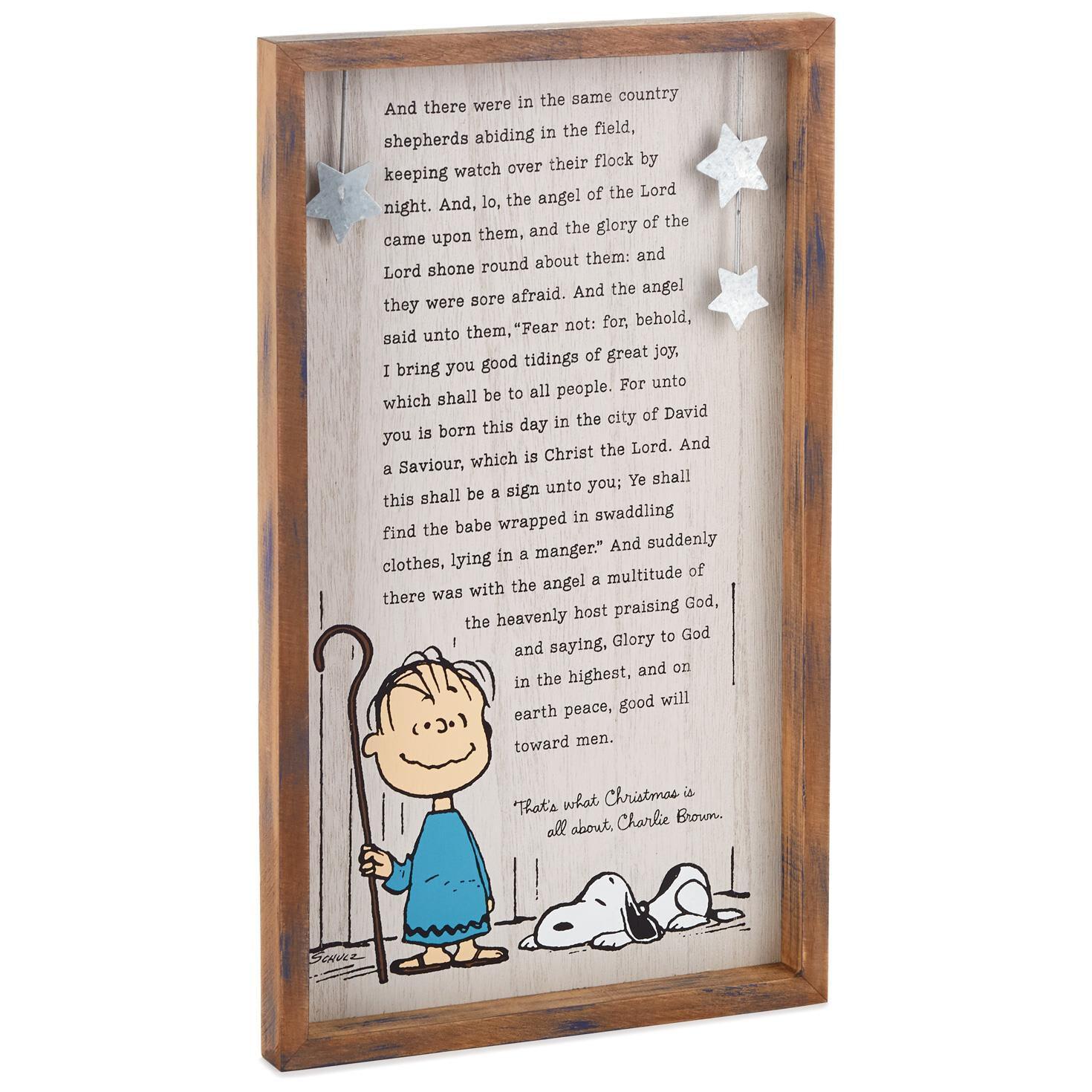 Linus christmas gifts