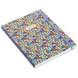 Mini Flower Print 2018 Planner Calendar, 12-Month, , large
