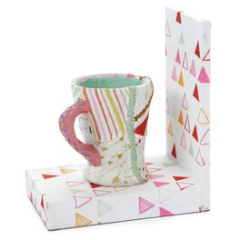 Tall Mug Bookend, , large