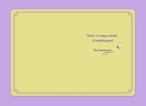 Marjolein Bastin Everything Good Easter Card,