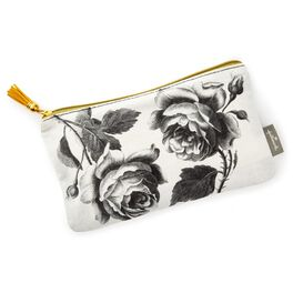 Classic Rose Pencil Pouch, , large