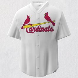 St. Louis Cardinals™ Jersey Ornament, , large