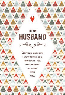 You're Incredible  Birthday Card for Husband,