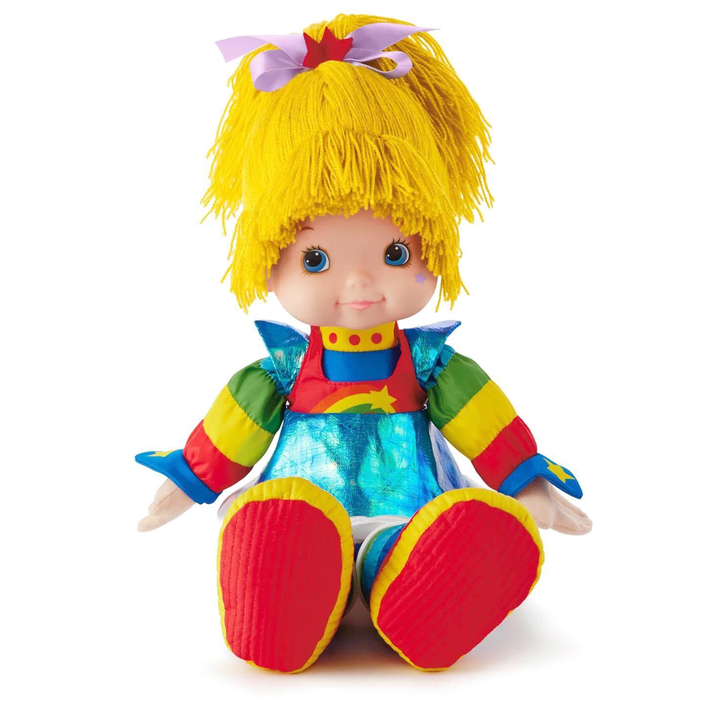 "Hallmark Rainbow Brite STORMY 16/"" Stuffed Plush Doll"