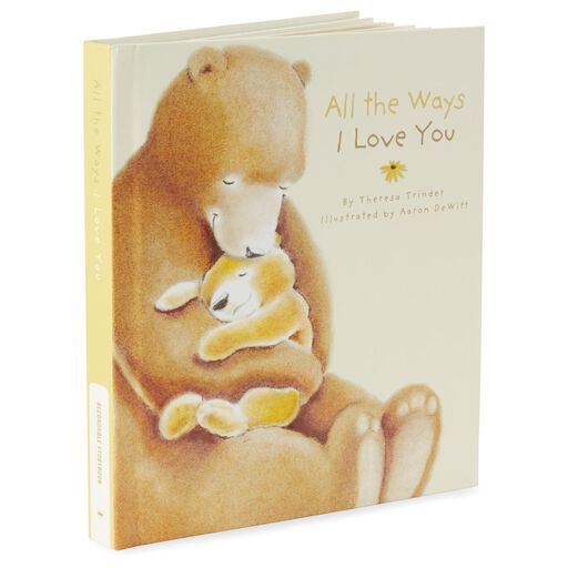e4f4672c3ce All the Ways I Love You Recordable Storybook
