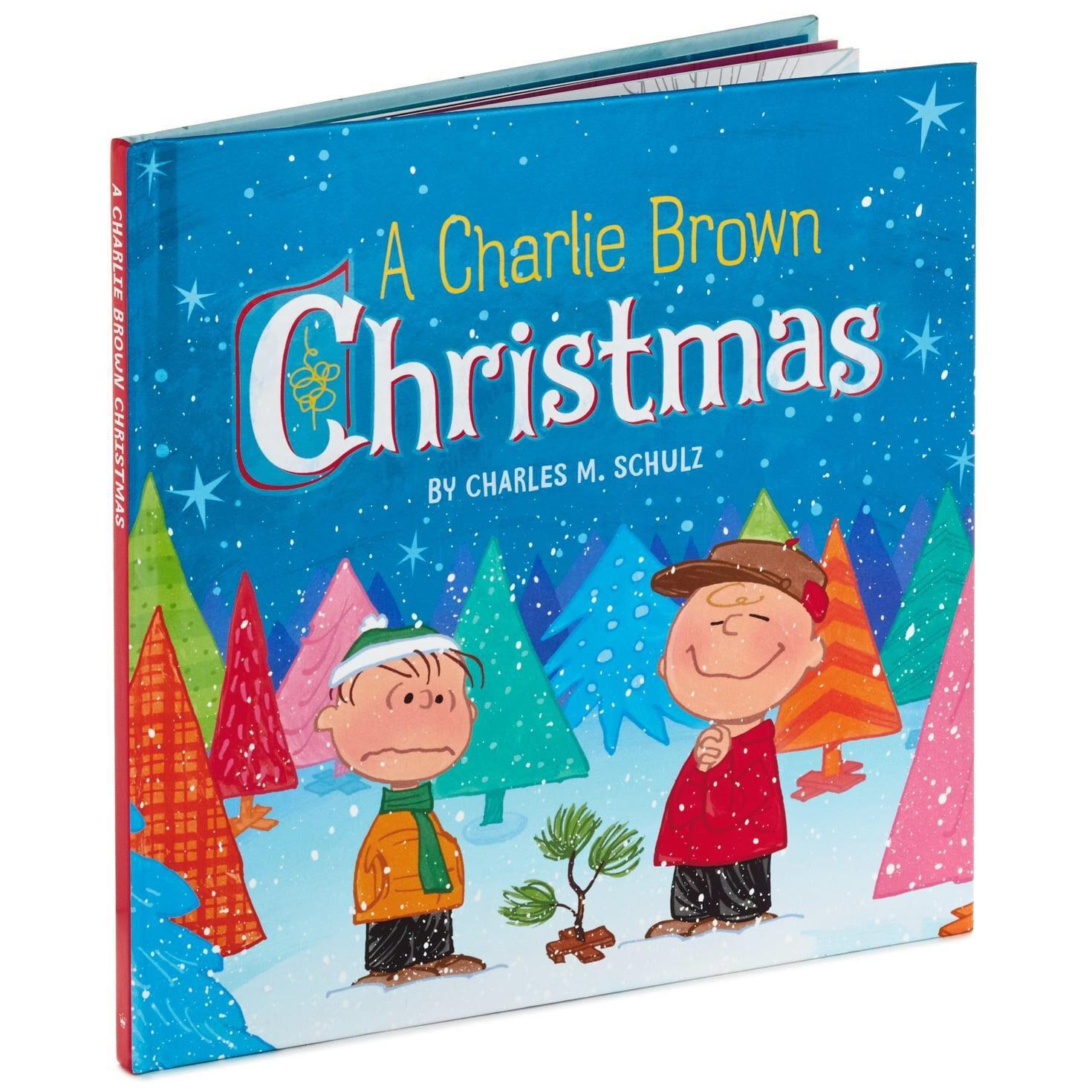A Charlie Brown Christmas Book.Peanuts A Charlie Brown Christmas Pop Up Book