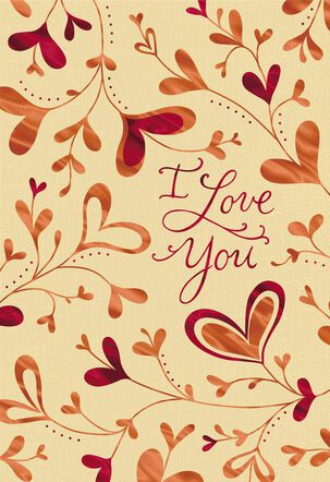 Love You for Your Love Sweetest Day Card