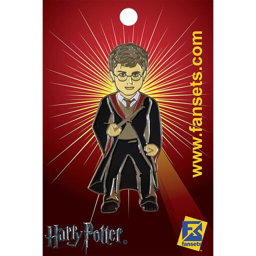 07d0a9ce4e7 Harry Potter Collector Pin