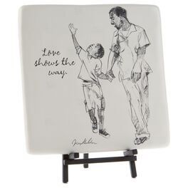 Love Shows the Way Decorative Tile, , large