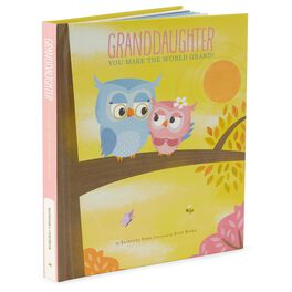 Granddaughter You Make the World Grand! Recordable Storybook, , large