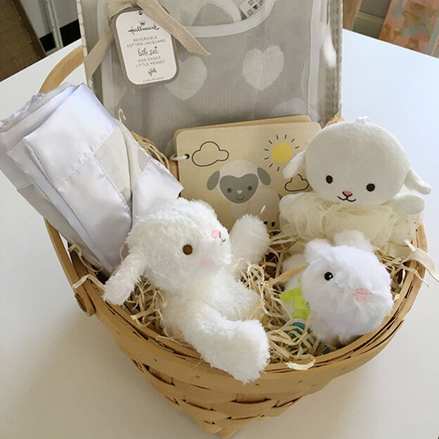Welcome New Baby Gift Set