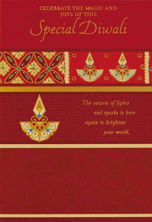Special Diwali Card